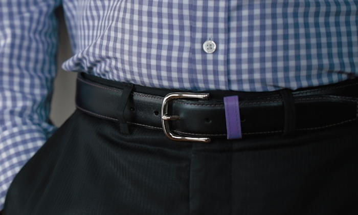 BeltCraft: $29.99 for $50 Worth of Custom Men's Belts from BeltCraft