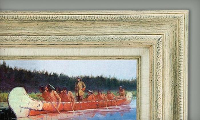 Jerry's Artarama - St. Johns: Art Supplies or Custom Framing at Jerry's Artarama (Up to 53% Off)