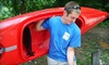 ADMIN DUPE DO NOT CALL Paddle Creek - Frenchtown: Full-Day Rental of One Tandem Kayak or Two Single Kayaks from Paddle Creek in Frenchtown (Up to 51% Off)