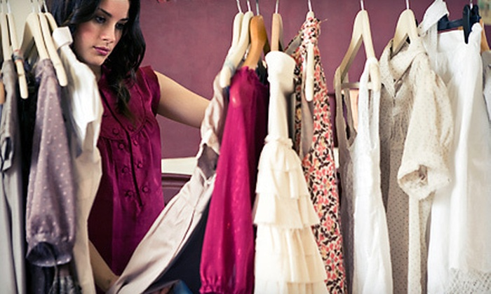 Reconstructed - Downtown Seattle: $20 for $40 Worth of Eco-Friendly Women's Clothing and Accessories at Reconstructed