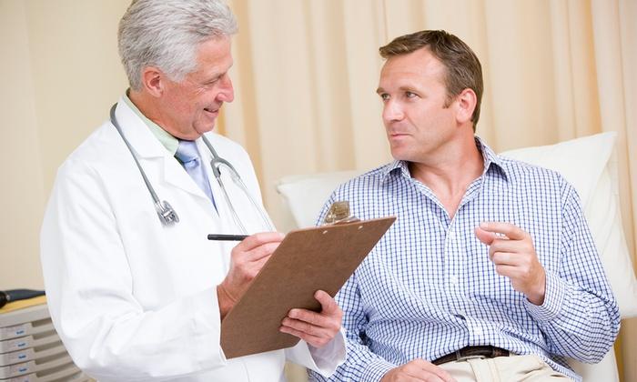 Center For Advanced Medicine - Center For Advanced Medicine: $50 for a Low-Testosterone Screening with Consultation at Center For Advanced Medicine ($275 Value)
