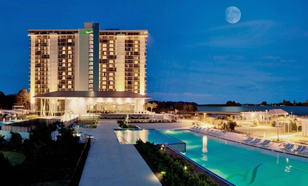 1-Night Stay for Two at La Torretta Lake Resort & Spa in Montgomery, TX. Combine Up to 3 Nights.