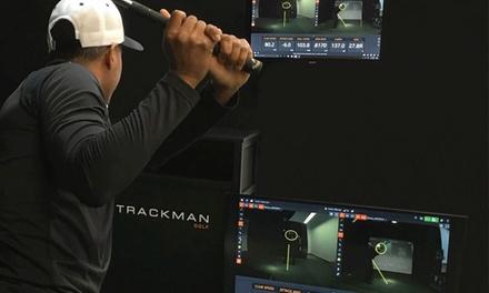 25-Minute PGA Indoor Golf Lesson
