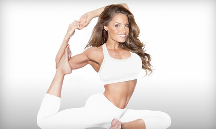 Trish Stratus's Stratusphere - Vaughan: One or Three Months of Unlimited Yoga or a One-Year Membership at Trish Stratus's Stratusphere (Up to 86% Off)