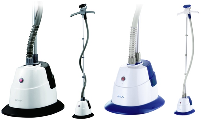 Salav garment steamer groupon goods for Salav garment steamer