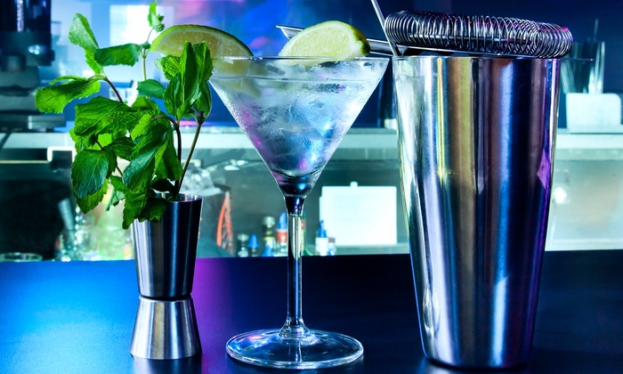 Gustology - Alamo Heights Area: Cocktail-Making Class for Two or Four at Gustology (Up to 51% Off)