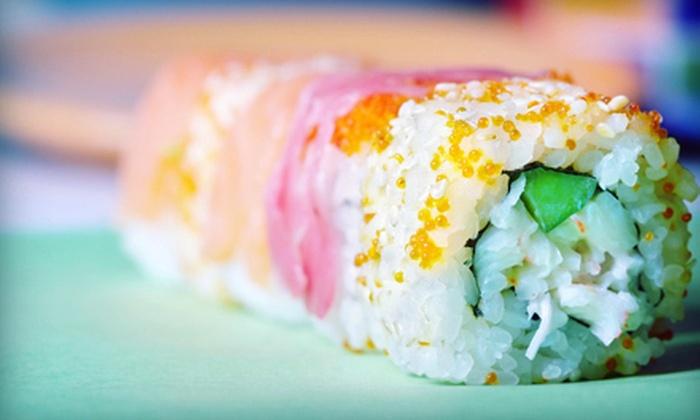 Kumo Sushi II - Court St. - Carroll Gardens: $20 for $40 Worth of Sushi and Japanese Cuisine at Kumo Sushi II - Court St.