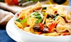 Pronto Bistro Italiano - Thorndale: $20 for $40 Worth of Italian Cuisine at Pronto Bistro Italiano