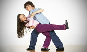 Dance National Academy: 12-Week Kids' Dance Program at Dance DNA(Up to 63% Off). Three Options Available.