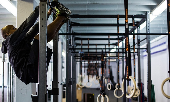 CrossFit Petworth - Petworth Fitness, Home of CrossFit Petworth: One Month of Unlimited CrossFit Classes for One or Two at CrossFit Petworth (Up to 53% Off)