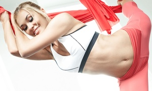 The Girls Room - Dallas: 3 or 20 Aerial Classes for One at The Girls Room (Up to 65% Off)