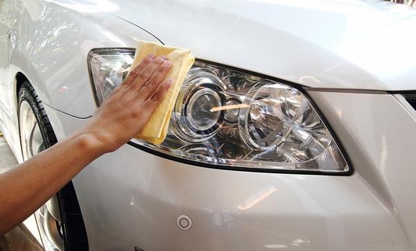 نصائح لحماية دهان سيارتك اشعة
