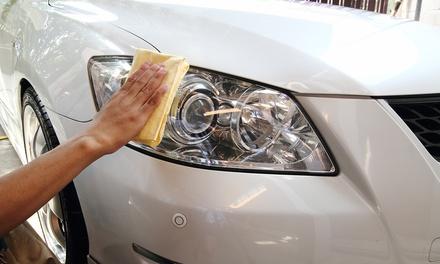 Un lavage Prestige auto intérieur et extérieur Avec Cire de Protection à 35 € chez Reflex Lavage Auto