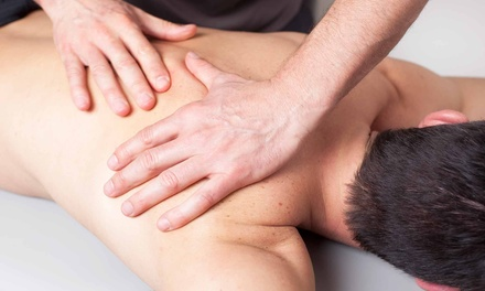 60-Minute Full-Body Massage for Individual or Couple at M&D Health Care (Up to 62% Off)
