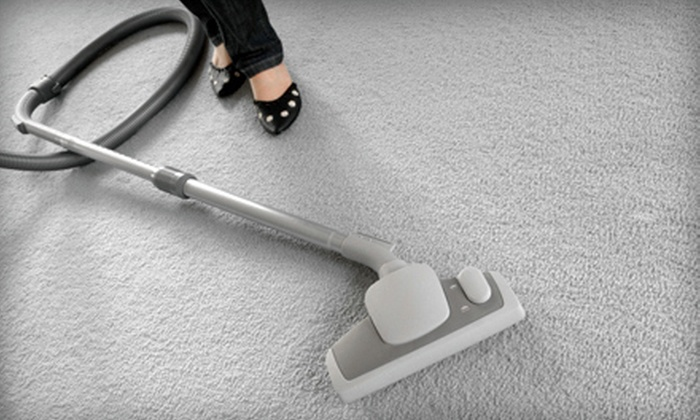 Simply Clean Carpet & Upholstery - Richmond: $39 for Carpet Cleaning for Two Rooms from Simply Clean Carpet & Upholstery ($99.95 Value)
