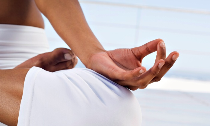 Oxygen Yoga & Fitness Inc. - Multiple Locations: $49 for One Month of Yoga or Fitness Classes at Oxygen Hot Yoga & Fitness Studio ($150 Value)
