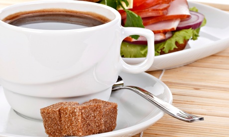 Coffee and Deli Food at Claudette's Cafe (Up to 36% Off). Three Options Available. 229a2879-2bd7-45f9-b55d-e726fe6459f5