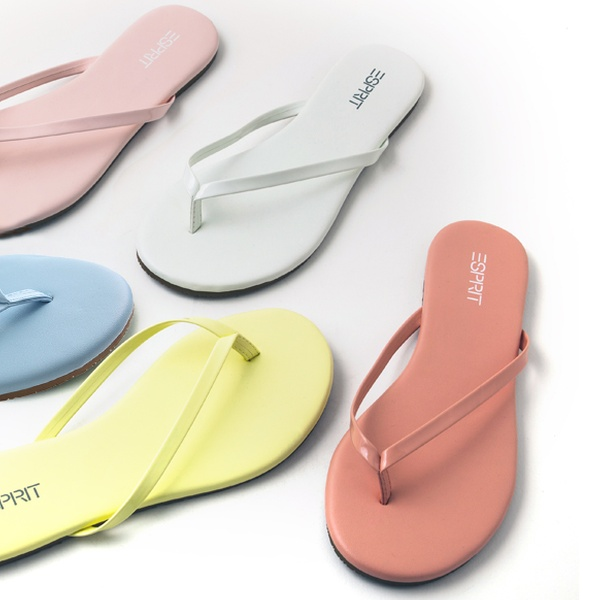 010a58c4d Esprit Party Thong Sandals. Multiple Colors Available. Free Returns.