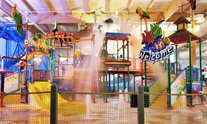 CoCo Key Water Resort: Single Pass or Family Four-Pack of Day Passes at CoCo Key Water Resort (Up to 25% Off)