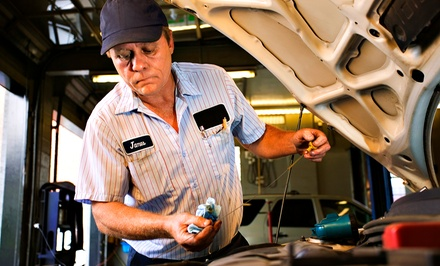 $21 for Signature Service Oil Change at Jiffy Lube ($41.99 Value)