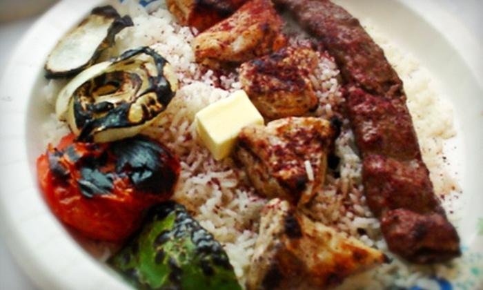 Drake Auto - Arcadia: $7 for $15 Worth of Persian Food at Kabob Haus