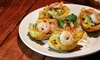 Mango's Tropical Bar & Grill - Clarke Square: Caribbean-Themed Bar Food for Two or Four at Mango's Tropical Bar and Grill (Up to 57% Off)