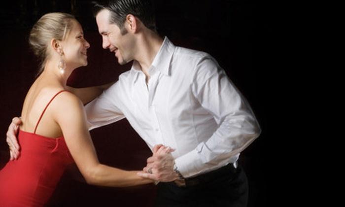 Arthur Murray Dance Studios - Rockford: $39 for a Dance-Lesson Package at Arthur Murray Dance Studios ($198 Value)