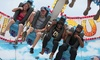 London Funfairs - Finsbury Park: Finsbury Park Family Fair: Entry For One Plus 15 Ride Tokens for £9.99 (41% Off)