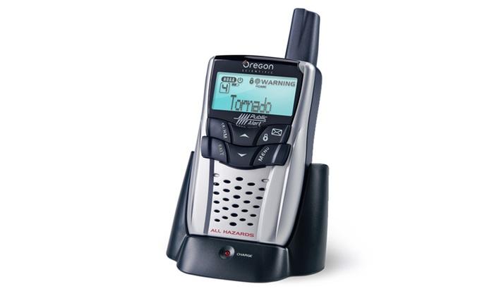 Oregon Scientific WR602 Portable Public Alert Weather Radio with SAME: Oregon Scientific WR602 Portable Public Alert Weather Radio with SAME. Free Shipping and Returns.