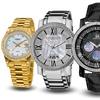 Men's Designer Diamond Watches