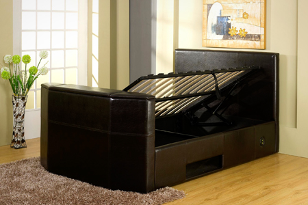 The Specifics King Size Bed Frame