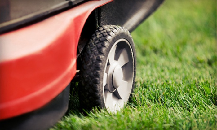 Mills Lonestar Preservation - Austin: Lawn Mowing with Fertilization Treatment or Hedge Trimming from Mills Lonestar Preservation (Up to 59% Off)