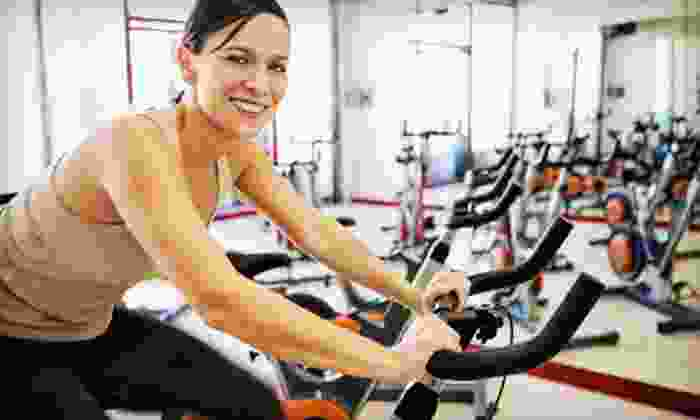 Ladies Workout Express - Asheville: $25 for Two Months of Unlimited Classes and Gym Access at Ladies Workout Express (Up to $184 Value)