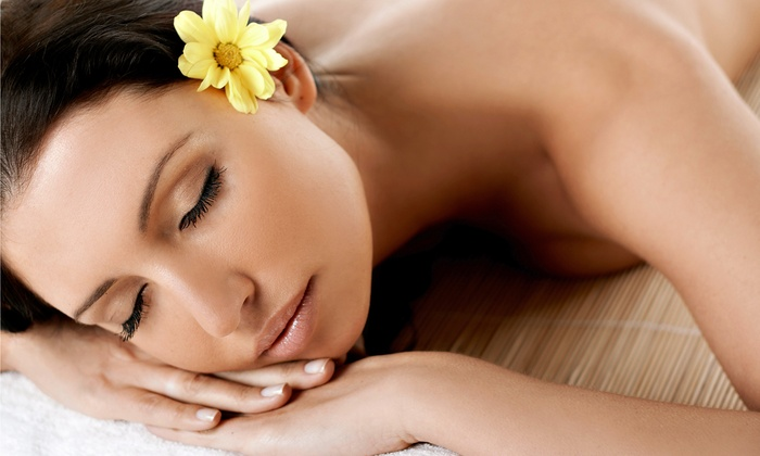 Vivas Salon & Spa - Cliffside Park: 60-Minute Massage with Option for Body Scrub or Wrap at Vivas Salon & Spa (Up to 58% Off)