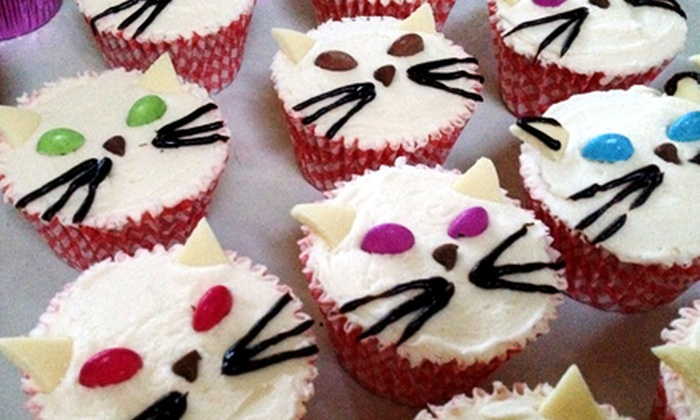 Krazy Kool Cupcakes - Balmoral Residents Association: One or Two Dozen Standard or Specialty Cupcakes at Krazy Kool Cupcakes (Up to 58% Off). Four Options Available.