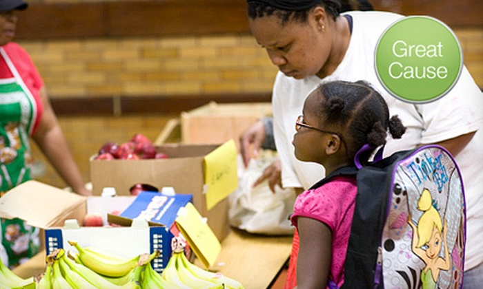Greater Chicago Food Depository - Archer Heights: $9 Donation to Help The Greater Chicago Food Depository Provide Children and Families with 20 Lb. of Fresh Produce
