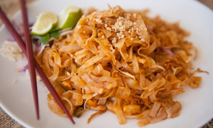 Thai and Vietnamese Cuisine for Two or Four or for Take-Out at Lemongrass (Up to 49% Off)
