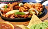 Casa Flores Stockton - Miracle Mile: Lunch or Dinner for Two at Casa Flores (Up to 42% Off)