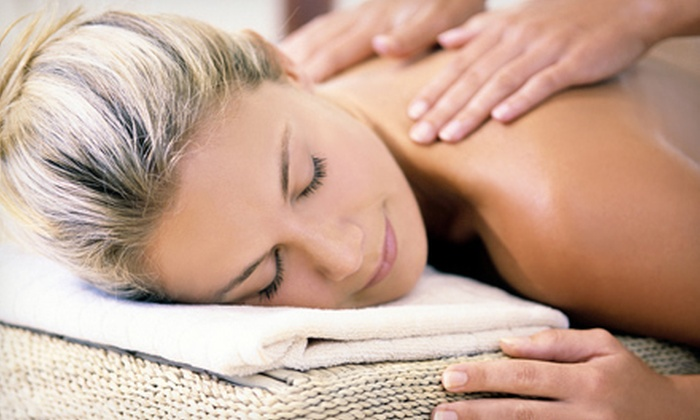 The Salon - Franklin Park: One 30-Minute Swedish Massage or One or Three 60-Minute Swedish Massages at The Salon (Up to 54% Off)
