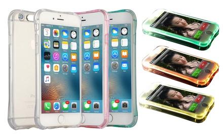 Aufleuchtendes Case fürs iPhone im Modell und der Farbe nach Wahl (bis zu 76% sparen*)