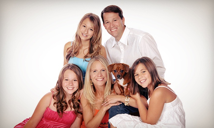 Flash Digital Portraits - Valley West Mall: $20 for an In-Studio Photography Package at Flash Portraits ($109.91 Value)