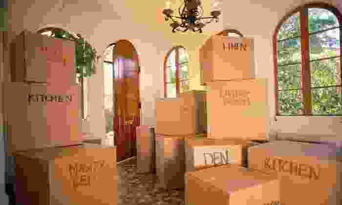 Stallion Moving Services - Globeville: Two Hours of Moving Services or Packing and a Full-Service Move from Stallion Moving Services (Up to 50% Value)