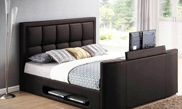 Montana Tv Bed Groupon Goods