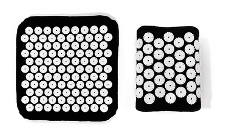 Body Back Acupressure Mats and Pillows. Three Options.