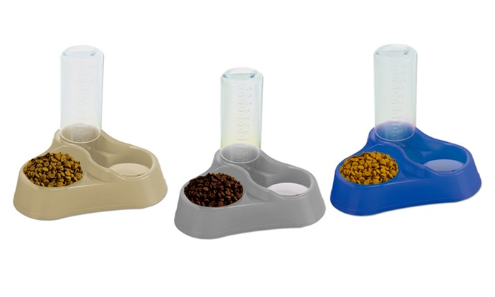 Pet Feeder and Water Refilling Systems: $9.99 for a Pet Feeder and Water Refilling System ($24.99 List Price). Multiple Colors Available. Free Returns.