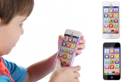 Children's Musical LED Toy iPhone for Learning and Games