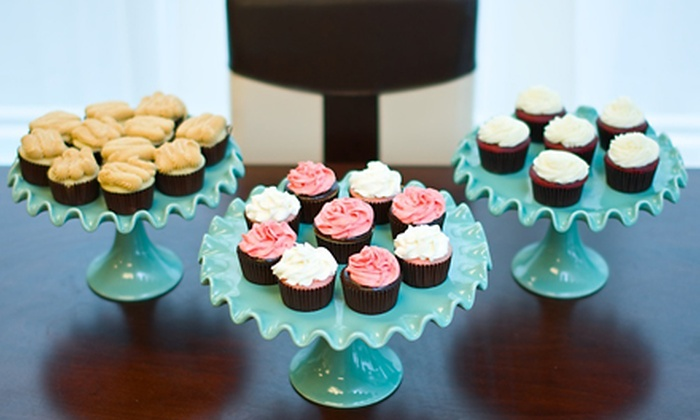 Occasionally Cake - Mount Vernon: Two-Hour Cupcake-Decorating Class for One or Two, or One Dozen Cupcakes at Occasionally Cake (Up to 54% Off)