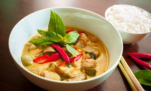 Thai Shi House: Frozen Thai Curry for Carry-out at Thai Shi House