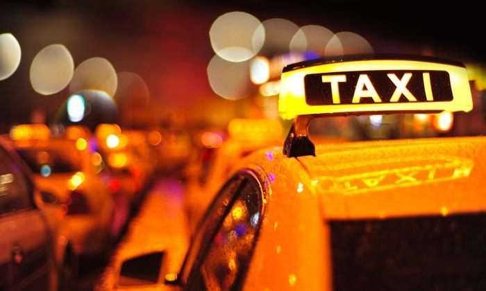 Dawson Taxi - Long Island: One-Way Airport Transportation from Dawson Taxi (50% Off)