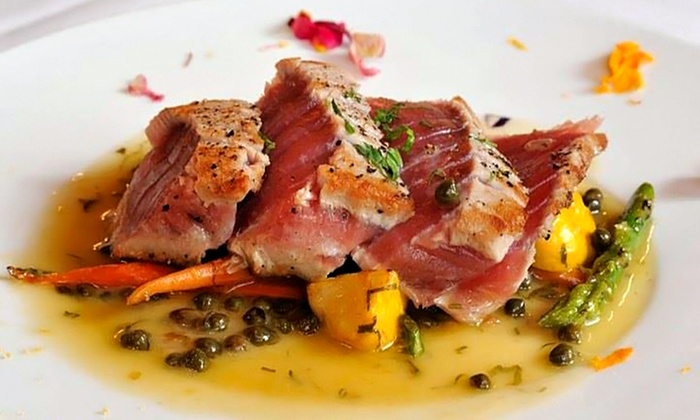 Il Tesoro - Periwinkle Way: Upscale Italian Cuisine at Il Tesoro (Up to 51% Off). Two Options Available.